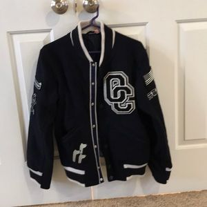 Opening ceremony kennel club varsity jacket XS